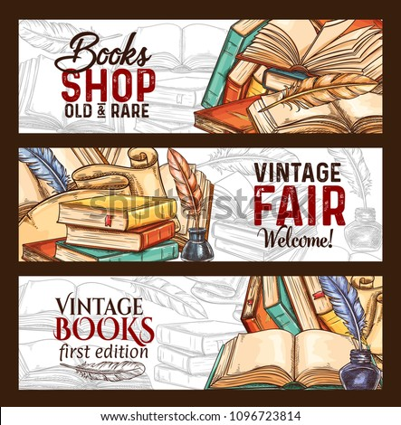 Bookshop or vintage rare