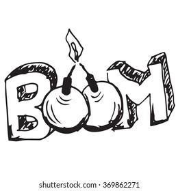 Boom doodle