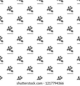 Bordetella pertussis pattern seamless vector repeat geometric for any web design