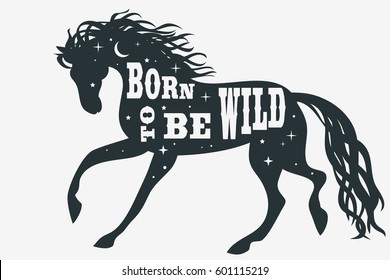Horses Quotes Images, Stock Photos & Vectors | Shutterstock