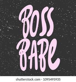 Boss Babe Images Stock Photos Vectors Shutterstock