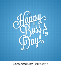 happy boss day images stock photos vectors shutterstock rh shutterstock com Boss's Day bosses day 2017 clipart