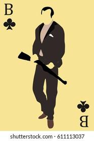 Boss of a mafia clan