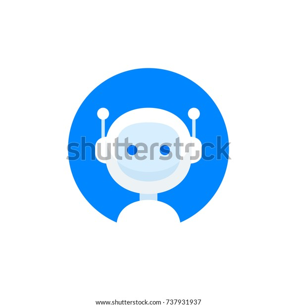 Bot Icon Chatbot Sign Design Robot Stock Vector (Royalty Free) 737931937