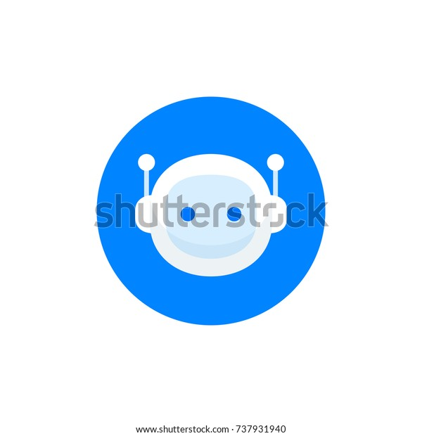 Bot Icon Chatbot Sign Design Robot Stock Vector (Royalty Free) 737931940