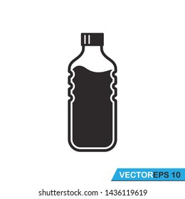 bottle icon vector design illustration