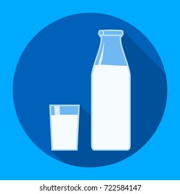 Bottle milk