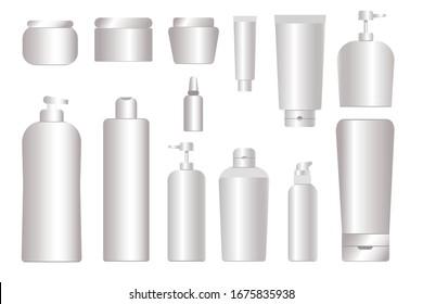 bottles, bottles for lotion, shampoos, creams