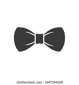 Bow tie icon template color editable. Bow tie symbol vector sign isolated on white background. Simple logo vector illustration for graphic and web design.