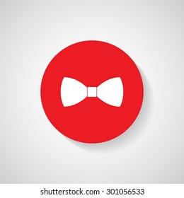 Bow ties icon - Vector