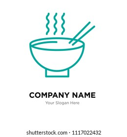Bowl company logo design template Bowl logotype vector icon business corporative  sc 1 st  Shutterstock & Bowl Of Soup Icon Images Stock Photos \u0026 Vectors | Shutterstock