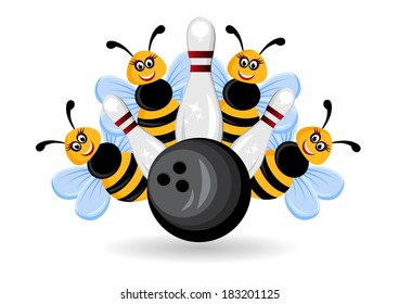 Bowling bees