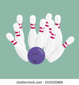 Bowling Sports Equipment icon