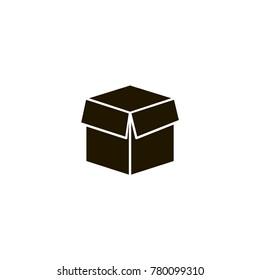 box icon. sign design