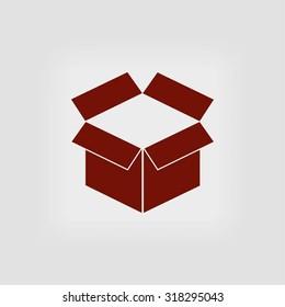 box icon Vector Illustration