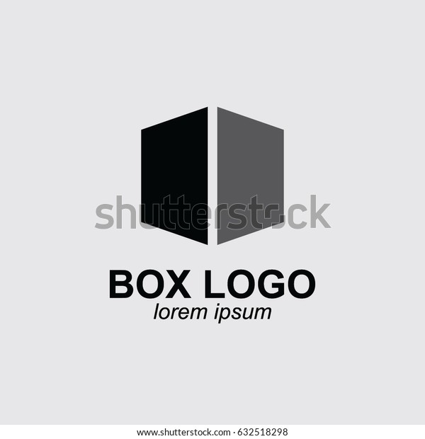 Box Logo Vector Template