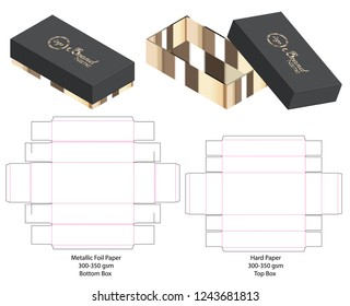 Packaging Template Images, Stock Photos & Vectors | Shutterstock