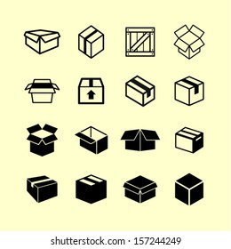 Box pictogram