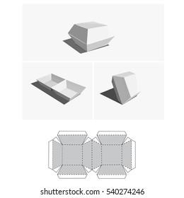 box for sandwich