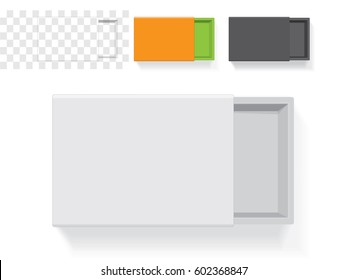 A box for your logo and design. It's easy to change colors.