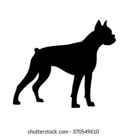 Boxer Dog Images, Stock Photos & Vectors | Shutterstock