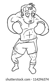 Boxer draw