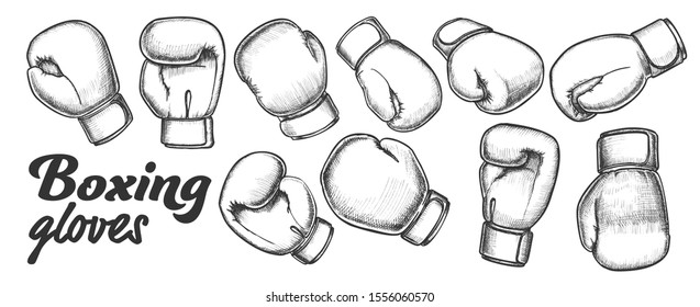Boxing Gloves Tattoo Designs