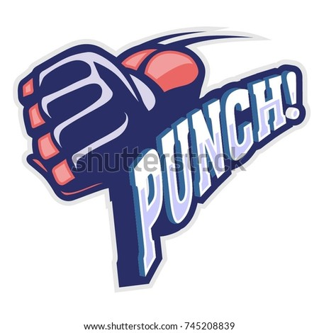 boxing hand punch