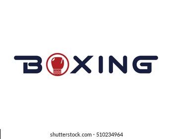 Boxing Logotype