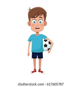 boy cartoon icon
