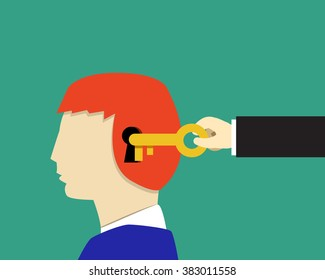 Boy and Children psychology, Unlock and Read minds