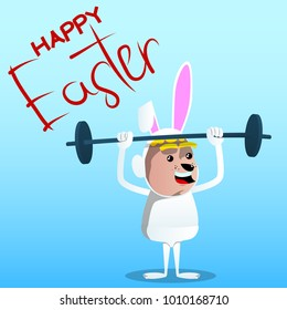 Easter Bunny Training Images Stock Photos Vectors Shutterstock