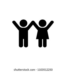 Daughter Icon Images Stock Photos Vectors Shutterstock