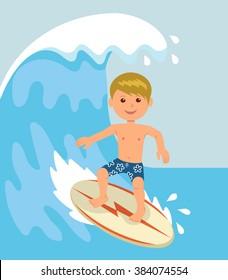cartoon surfing images  stock photos   vectors shutterstock ocean waves clip art chalkboard background ocean waves clip art gif