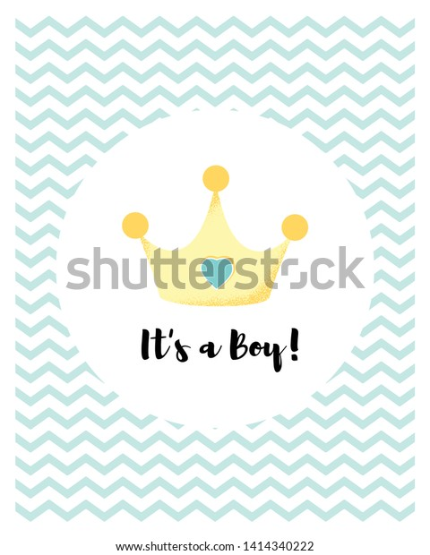 Boy Vector Cute Cartoon Crown Boy Stock Vector Royalty Free 1414340222 Do not include these words. shutterstock