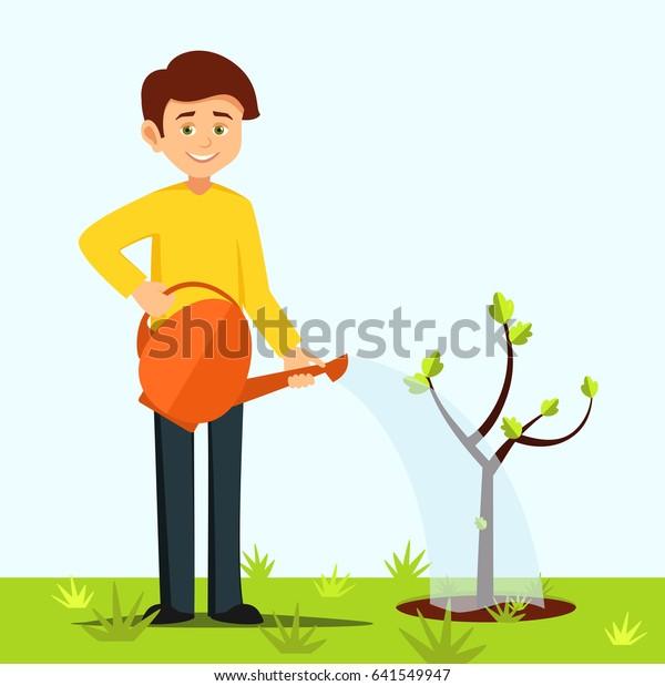 Gnlg72pgj7mdbm Best watchcartoononline website like kisscartoon, watch cartoons online free in hd quality. https www shutterstock com image vector boy watering tree guy colorful can 641549947