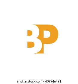 BP Logo | Vector Graphic Branding Letter Element | jpg, eps, path, web, app, art, ai | White Background