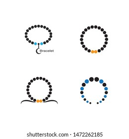 Bracelet icon.Trendy Bracelet logo concept on white background from Luxury collection.Suitable for use on web apps,mobile apps and print media.