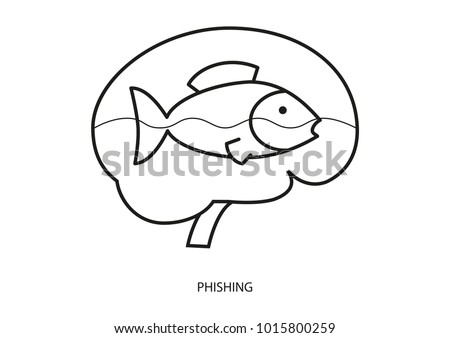 Brainy Fish Bowl Stock Vector Royalty Free 1015800259 Shutterstock