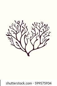 Branch heart