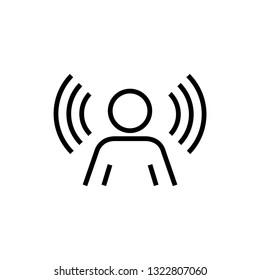 Brand awareness icon