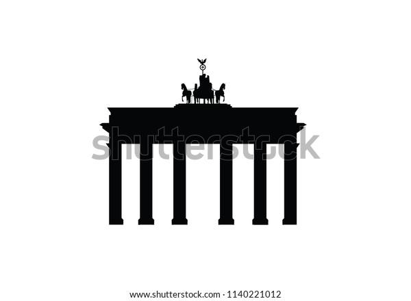 Brandenburger Tor Berlin - die Hauptstadt der deutschen Bauarchitektur