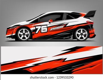 branding design, for custom sport racing car