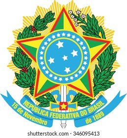 Brazil Coat of arm