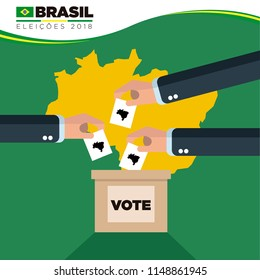 Brazil Elections 2018, Election in Brazil