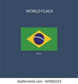 Brazil Flag Icon