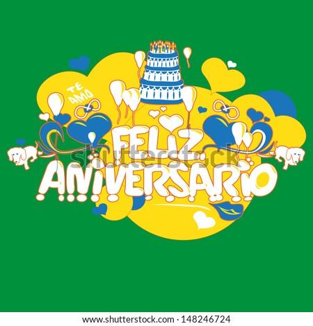 Brazilian Happy Birthday Wishes
