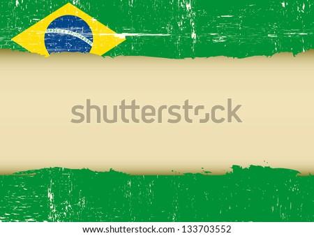 The large brazilian