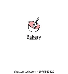 Bread or bakery logo. For businesses in the field of bread or channel logos or bread making courses