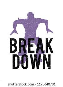 breakdown t shirt